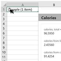 Excel lanza nuevos tipos de datos de Power Query entre los que se incluye información 'viva' actualizable