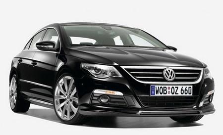 Volkswagen Passat CC kit aerodinamico
