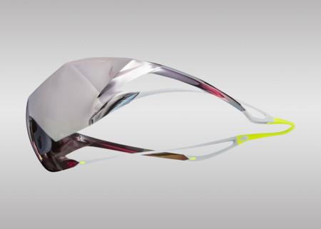 Los lentes diseñados para los corredores olímpicos