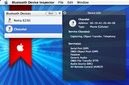 Bluetooth Device Inspector, descubre más datos de tus dispositivos bluetooth