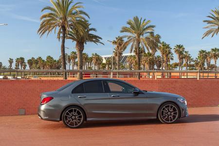 Prueba Mercedes C200 Microhibrido