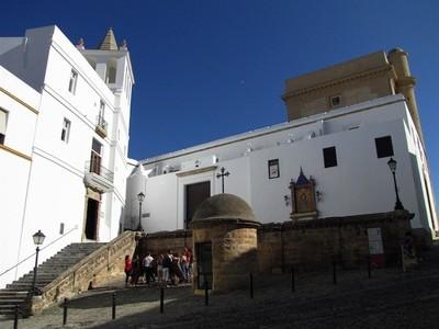 Visitas guiadas gratis a la Catedral Vieja de Cádiz