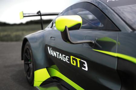 Aston Martin Vantage GT3 2018 y Vantage GT4 2018