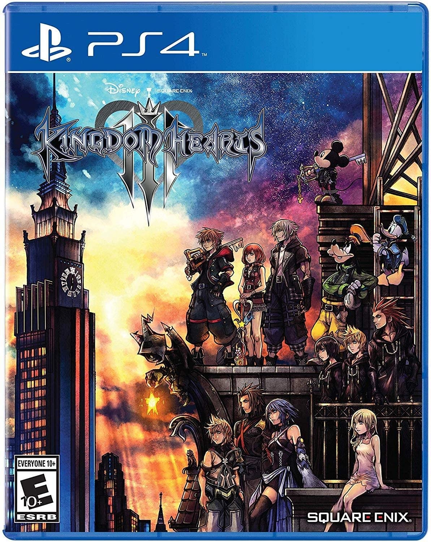 Kingdom Hearts II para PlayStation 4