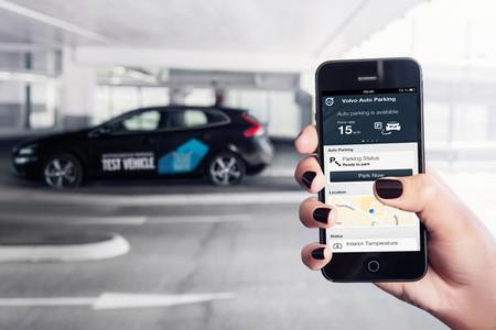 Volvo muestra su sistema de aparcamiento automático sin conductor