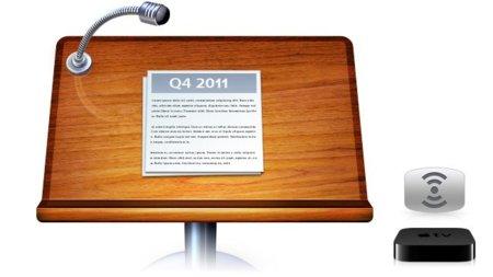 Un correo de Steve Jobs asegura que Keynote '11 podrá enviar presentaciones al nuevo Apple TV