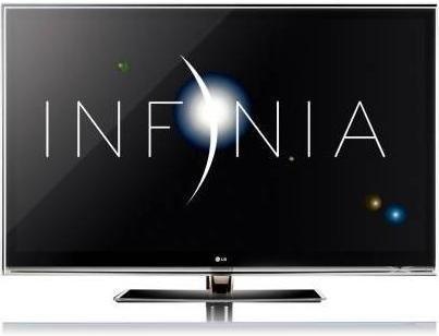 LG LE8500, televisor LED muy conectado y con diseño Infinia