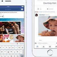 Facebook quiere que los GIFs invadan los comentarios con su nueva función