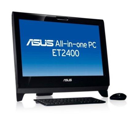 Asus ET2400, un todo en uno multimedia total