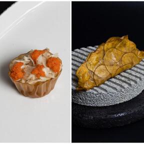 Los cinco platos que más nos han sorprendido en Madrid Fusión 2021