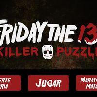 Viernes 13: Puzzle Asesino: un rompecabezas divertido y terrorífico a partes iguales