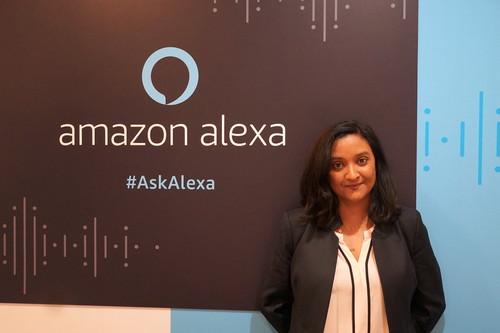 """""""Creemos que los distintos asistentes de voz coexistirán"""", Miriam Daniel, VP de Amazon Echo y Alexa"""