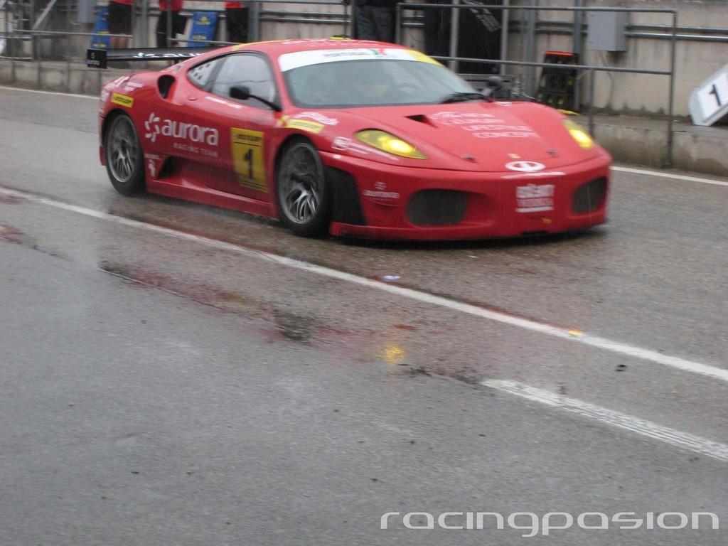 Foto de Campeonato de España de GT. Jarama 6 de junio (6/130)