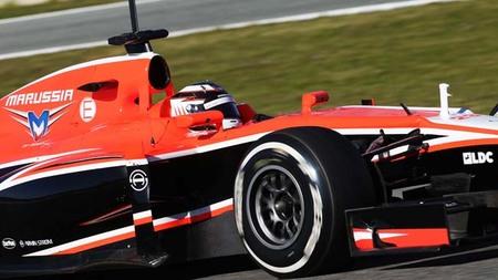 Marussia, a la caza de motores para 2014