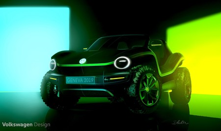 ¡Está vivo! Volkswagen resucita al mítico buggy de las dunas en un concept 100% eléctrico para Ginebra