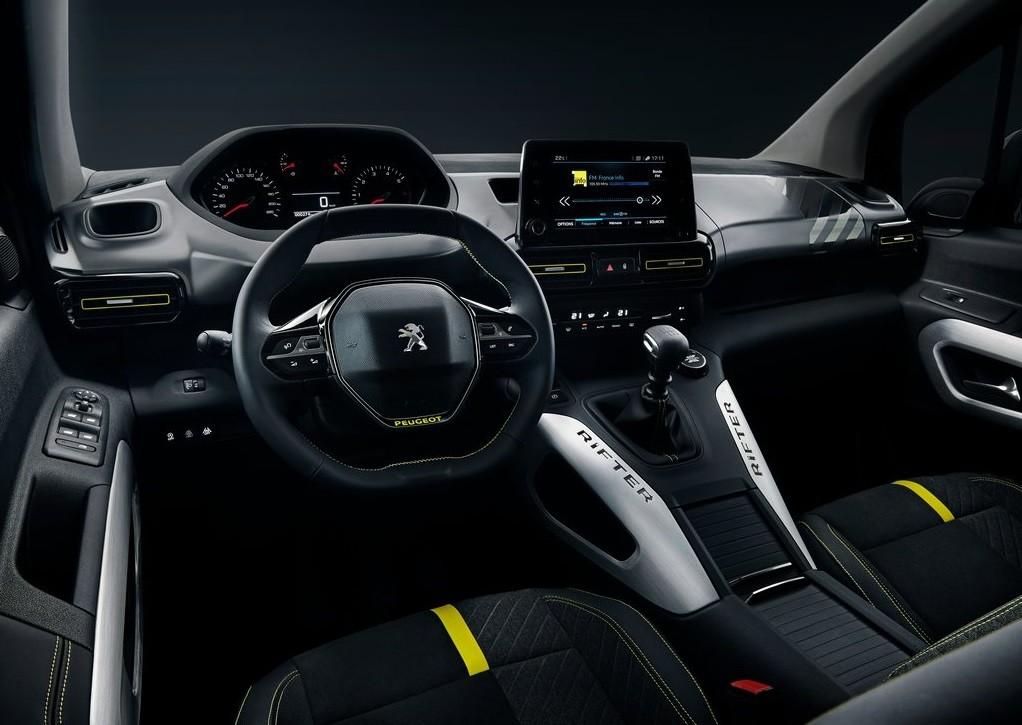 Foto de Peugeot Rifter 4x4 concept (5/13)