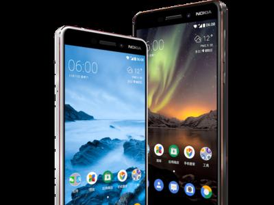 Nokia sigue repartiendo Oreos: empieza la actualización para los Nokia 6 (2018) y Nokia 7