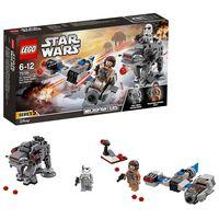 3 sets de Lego Star Wars en su precio mínimo en Amazon con ofertas desde 14,45 euros