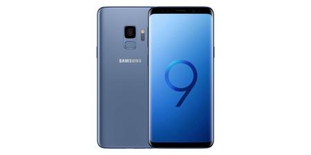 Galaxys9 Blue