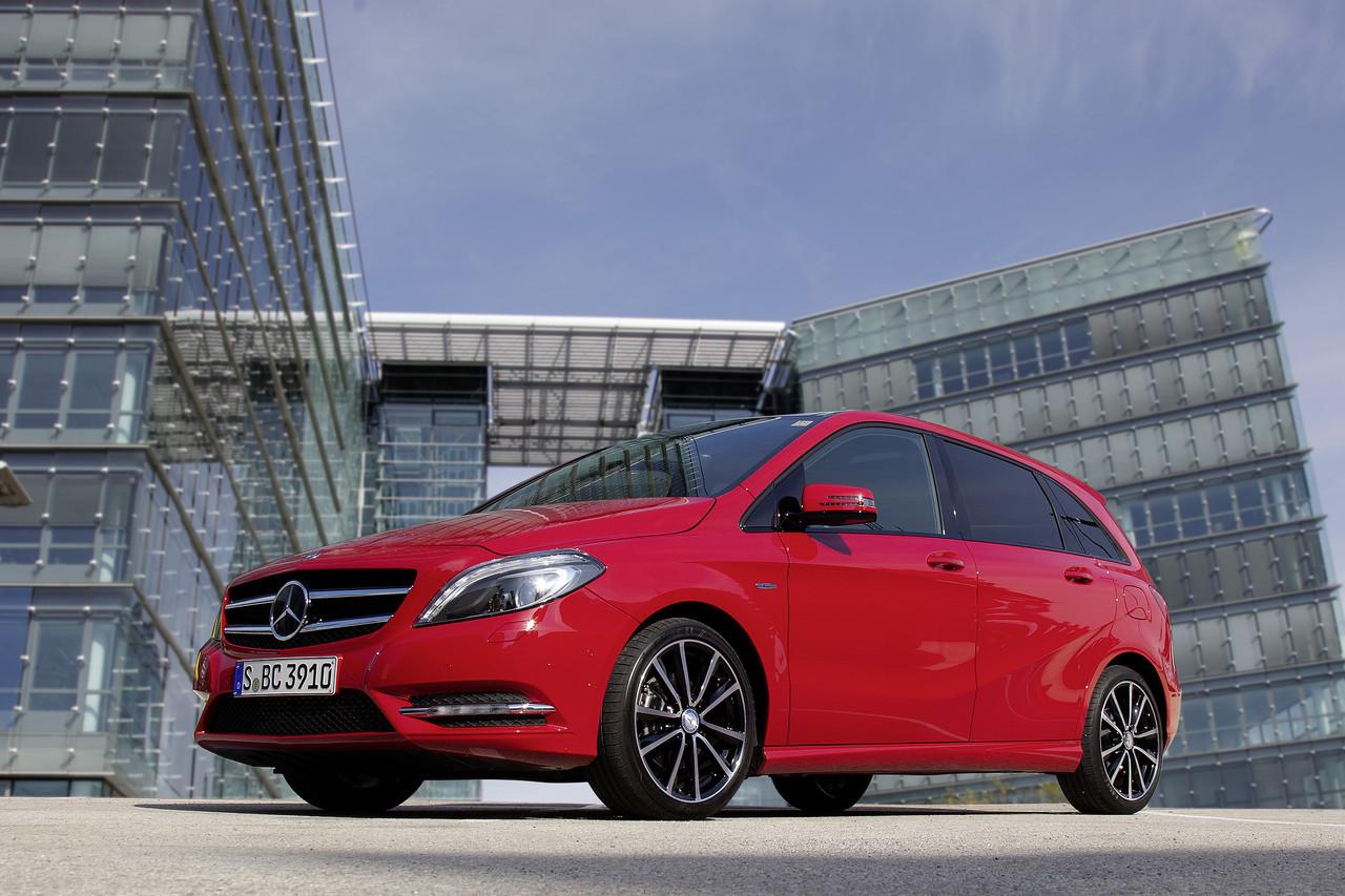 Foto de Mercedes-Benz Clase B (104/104)