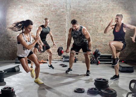 Entrenar para un evento deportivo cambiar tu rutina