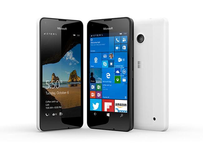 Microsoft Lumia 550 Main
