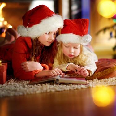 ¡Que no falten los libros estas Navidades! La campaña #NavidadLectora nos ayuda a fomentar el hábito lector de los más pequeños