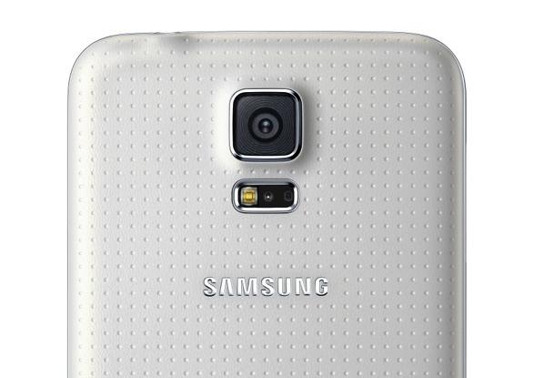 Galaxy S5 cámara