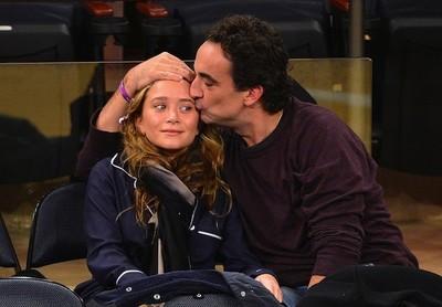 ¡Ay la leche que Mary-Kate Olsen se nos casa!
