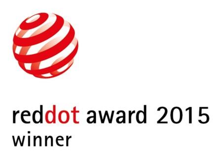 SHAD galardonada con el Red Dot Award 2015 por el diseño de su SH36