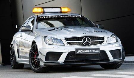El Mercedes C63 AMG será el Safety Car del DTM