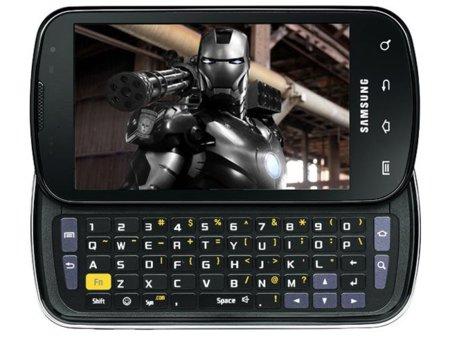 Samsung Indulge, primer Android sobre la red 4G LTE en llegar al mercado