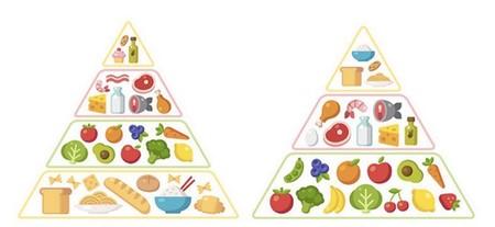 evolución pirámide