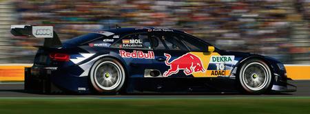 Audi confirma a Miguel Molina en el DTM. ¡Salvado por la campana!