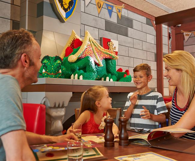 Legoland Castle Hotel 7