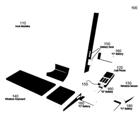 Apple investiga un sistema de baterías universales