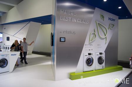 Siemens y Haier quieren ahorrarnos detergente con sus lavadoras inteligentes