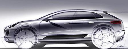 Primer video oficial del Porsche Macan