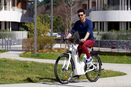 Bicicleta Hidrogeno Alpha 3
