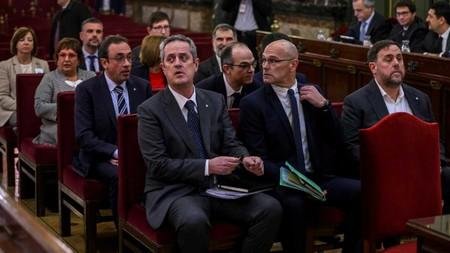 Los políticos del Procés pueden ser condenados por una denuncia que ellos mismos impulsaron contra el 15M