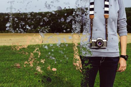 Cómo hacer el efecto de dispersión en Adobe Photoshop
