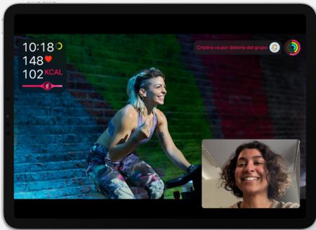 Apple Fitness + llegara a España este año con novedades nunca vistas en una app de ejercicio como entrenos en grupo