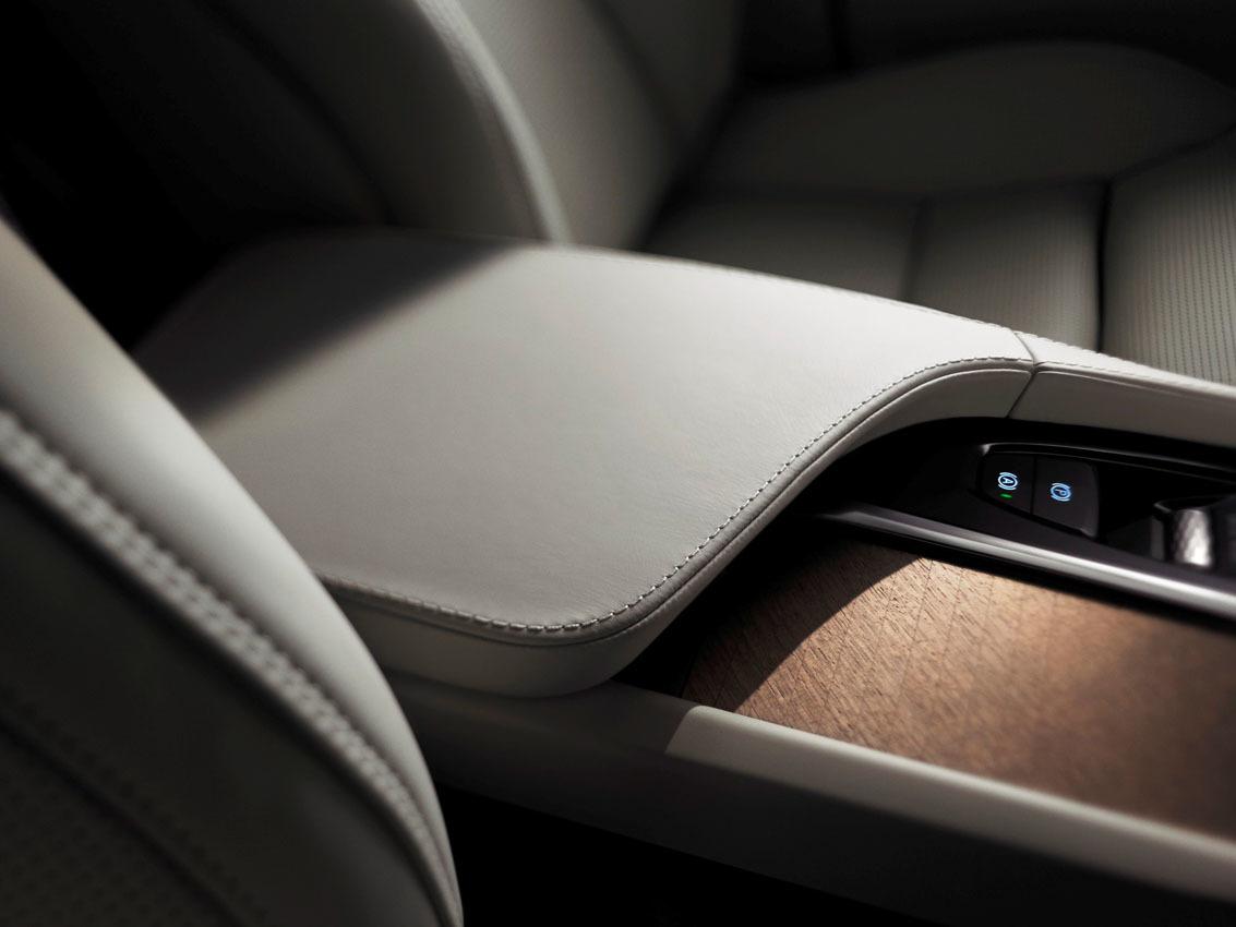 Foto de Volvo XC90, interior (12/39)