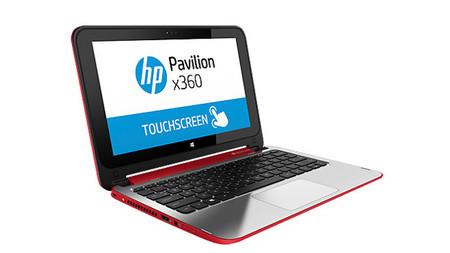 HP Pavilion x360 Frontal