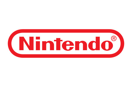 Nintendo Logo Red