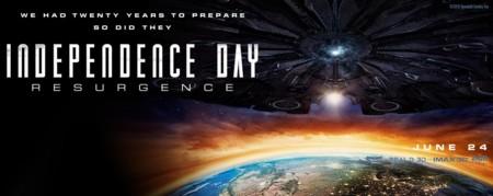 'Independence Day: Contraataque', la película