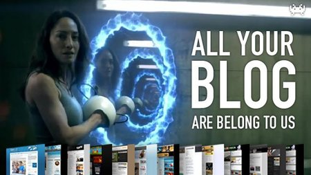 All your blog are belong to us (CXIV)