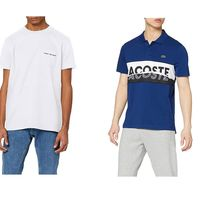 Chollos en tallas sueltas de camisetas, polos o sudaderas Lacoste, Tommy Hilfiger o Hugo Boss por menos de 40 euros en Amazon