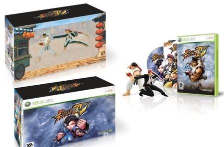 Street Fighter IV - Edición de Coleccionista