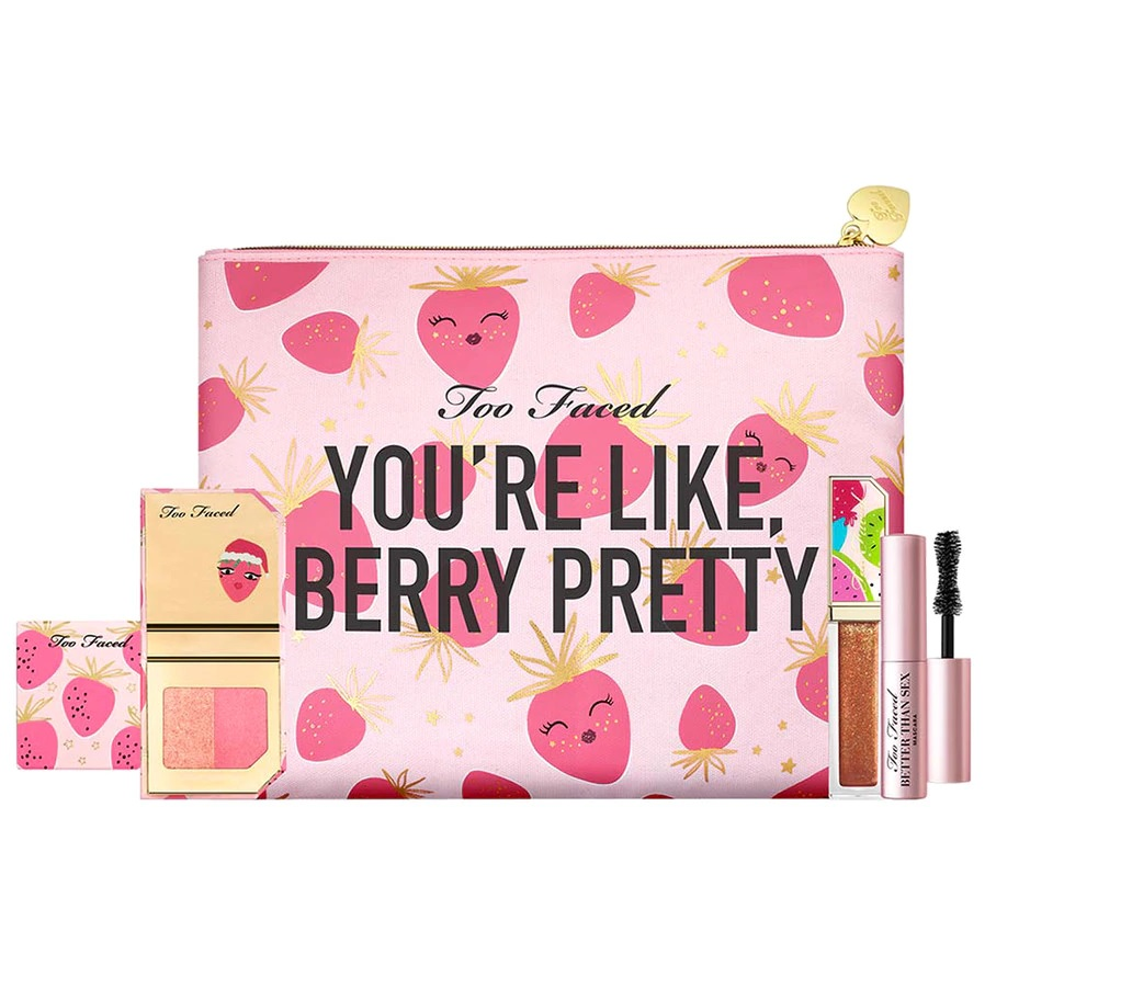 Set de productos de maquillaje de Too Faced
